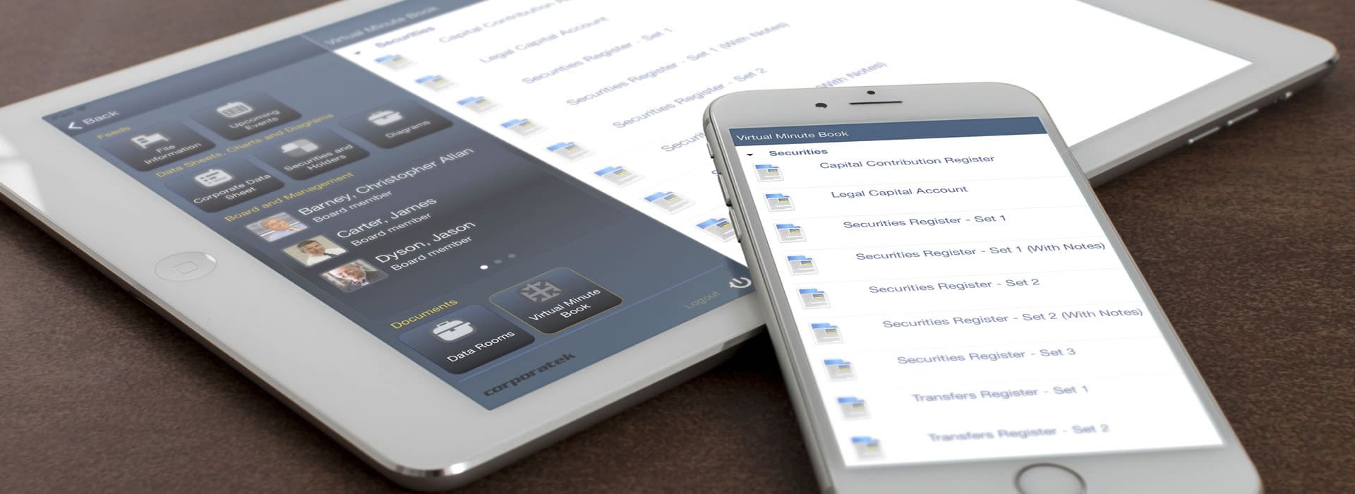 GlobalAct Mobile - Mobile App for Attorneys in Large Law Firms | Corporatek