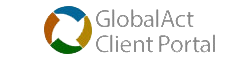GlobalAct Client Portal Software Solution - logo